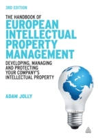 Bilde av Handbook Of European Intellectual Proper