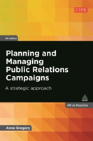 Planning and Managing Public Relations C