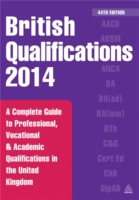 British Qualifications 2014