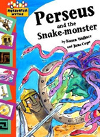 Hopscotch: Myths: Perseus and the Snake-
