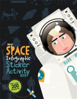 My Space Infographic Sticker Activity Bo