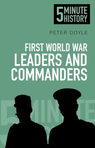 First World War Leaders and Commanders: