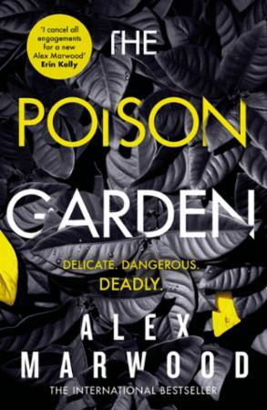 Bilde av The Poison Garden: The Shockingly Tense Thriller That Will