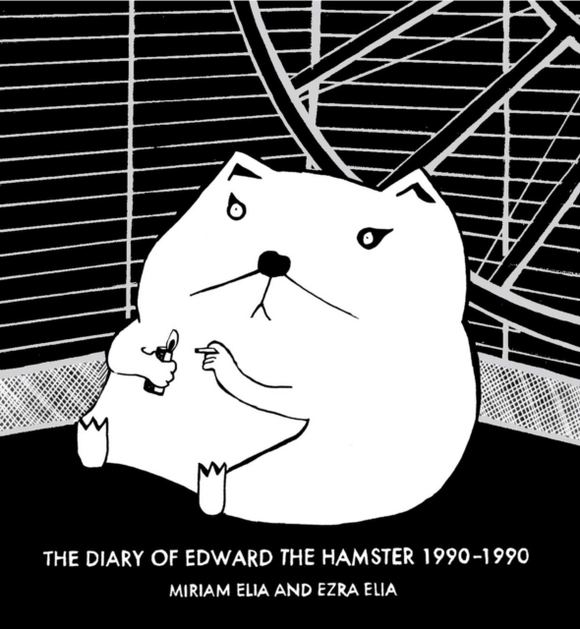 The Diary of Edward the Hamster, 1990 to