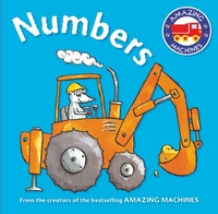 Amazing Machines First Concepts: Numbers