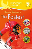 Kingfisher Readers: Record Breakers - Th