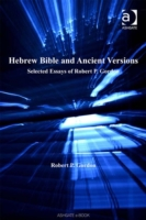 Hebrew Bible and Ancient Versions