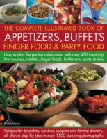 Complete Illustrated Book of Appetizers,