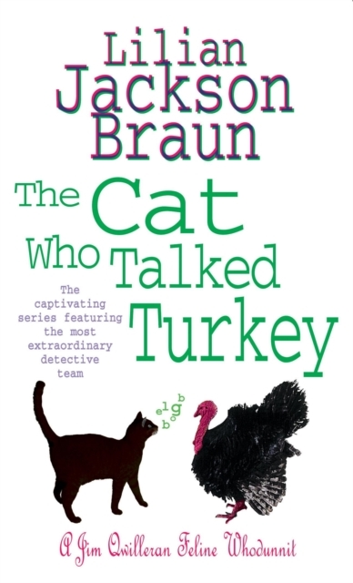 The Cat Who Talked Turkey (The Cat Who..