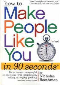 How to Make People Like You in 90 Second