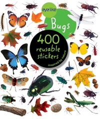 Eyelike Bugs - 400 Reusable Stickers