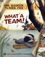 Mr Badger and Mrs Fox Book 3: What A Tea