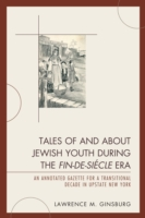 Tales of and about Jewish Youth during t