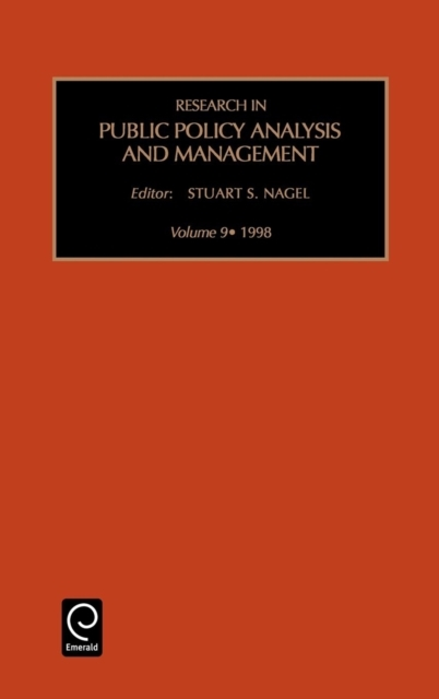 Research in Public Policy Analysis and M