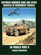 Captured Armored Cars and Vehicles in We