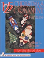 125 Christmas Ornament Patterns for the