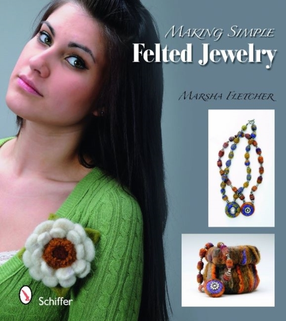 Making Simple Felted Jewelry