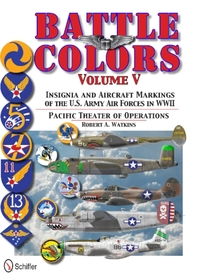 Battle Colors Vol.5: Pacific Theater of