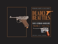 Deadly Beauties, Rare German Handguns, V