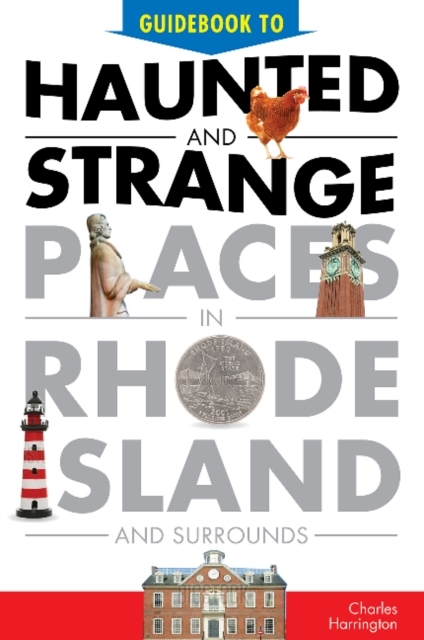 Guidebook to Haunted & Strange Places in