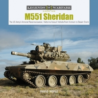 M551 Sheridan: The US Army's Armored Rec