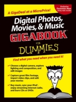 Digital Photos, Movies, and Music Gigabo