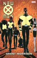 New X-men By Grant Morrison Ultimate Col