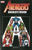 Avengers: Absolute Vision Book 1