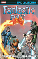 Fantastic Four Epic Collection: The Worl