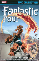 Fantastic Four Epic Collection: All In T