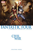 Civil War: Fantastic Four (new Printing)