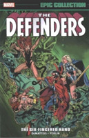 Defenders Epic Collection: The Six-finge