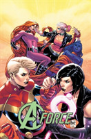 A-force Vol. 2: Rage Against The Dying O