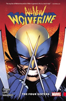 All-new Wolverine Vol. 1: The Four Siste
