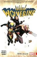 All-new Wolverine Vol. 2: Civil War Ii