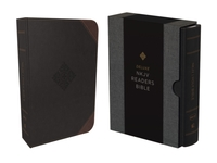 NKJV, Deluxe Reader's Bible, Leathersoft