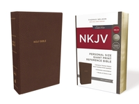 NKJV, Reference Bible, Personal Size Gia