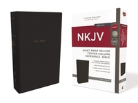 NKJV, Deluxe Reference Bible, Center-Col