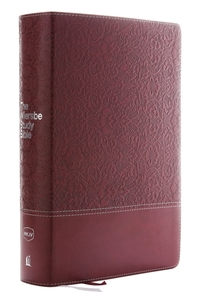 NKJV, Wiersbe Study Bible, Leathersoft,