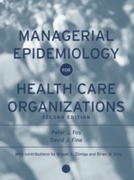 Managerial Epidemiology for Health Care