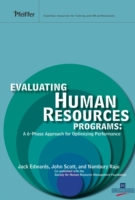 Evaluating Human Resources Programs