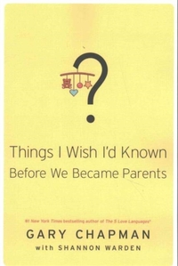 THINGS I WISH ID KNOWN BEFORE WE BECAME