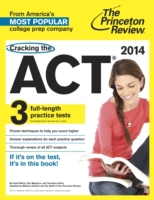 Cracking the ACT with 3 Practice Tests,