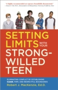 Setting Limits with your Strong-Willed T