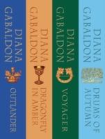 Outlander Series Bundle: Books 1, 2, 3,