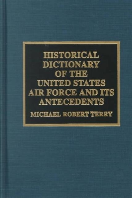 Historical Dictionary of the United Stat