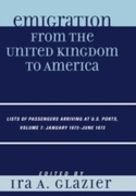 Emigration from the United Kingdom to Am