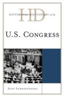 Historical Dictionary of the U.S. Congre