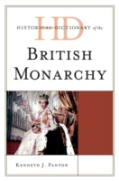 Historical Dictionary of the British Mon