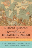 Literary Research and Postcolonial Liter